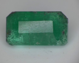 1.34Ct Natural Emerald