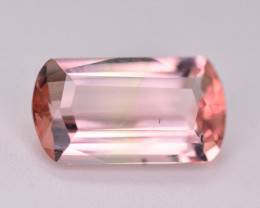 Brilliant Color 1.60 Ct Natural Pink Tourmaline
