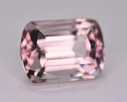 Brilliant Color 2.05 Ct Natural Pink Tourmaline