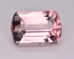Brilliant Color 1.85 Ct Natural Pink Tourmaline