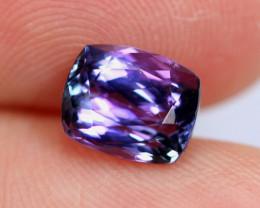 2.22cts TOP Colour Violet Blue D Block Tanzanite / VG257