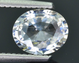 2.09 ct Jeremejevite AAA Grade Forbes 12th World's Rarest Mineral SKU.9