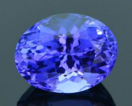 AAA Grade 1.94 ct Tanzanite eye catching Color SKU.15