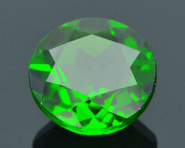 Forest Green Russian 1.37 ct Chrome Diopside SKU.2