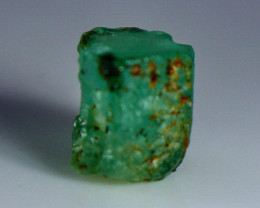 3.20 CT Natural - Unheated   Green  Emerald Crystal Specimen