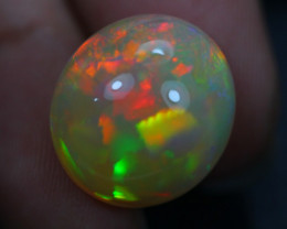 12.00Ct Ethiopian Welo Opal Lot D126