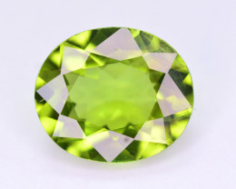 Top Color 2.55 Ct Natural Himalayan Peridot. AP1