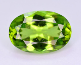 Top Color 3.30 Ct Natural Himalayan Peridot. AP1