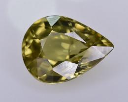4.05 Crt  Zircon Faceted Gemstone (R17)