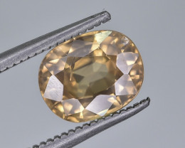 3.20 Crt Natural Zircon Faceted Gemstone.( AG 72)