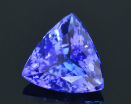 AAA Grade 1.64 ct Tanzanite eye catching Color SKU.14