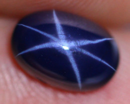 2.18cts Natural 6 Rays Blue Star Sapphire / VG361
