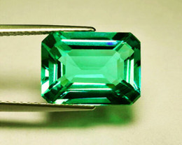 2.28 ct GIA Certified Totally Untreated High-End Zambian Emerald