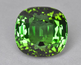 18.82 Cts Fabulous Wonderful Perfect Shape Natural Green Tourmaline