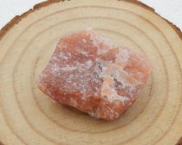 92 Ct Natural Sunstone specimen, Nugget Sunstone Rough D283
