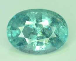 Top Grade 7.10 ct Paraiba Color Afghan Tourmaline