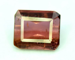 2.10 Carats Deep Pink Color Tourmaline Gemstone From Afghanistan