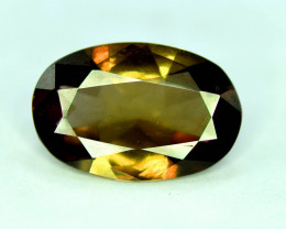 3.10 Carats Rare 4.15 ct Multicolor Natural Axinite