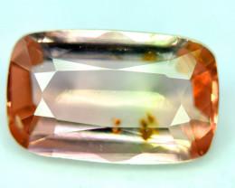 2.15 Carats Bi-Color Tourmaline Gemstone