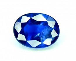 1.55 Carats Gorgeous Color Royal Blue Sapphire