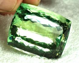 210.85 Carat Green Himalayan VS/SI Spodumene - Gorgeous
