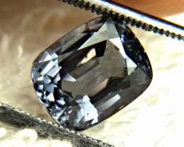 4.0 Carat Silver Blue VS/SI Spinel - Gorgeous