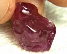 26.57 Carat Ruby Rough - Gorgeous