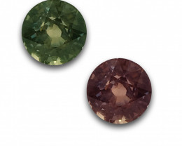 Natural Colour Change Sapphire  Loose Gemstone  Sri Lanka - New