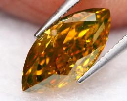1.47Ct Fancy Green  Natural Diamond BM26