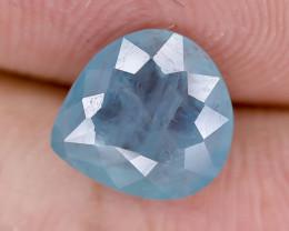 2.10 Crt Rare Grandidierite Faceted Gemstone (R19)