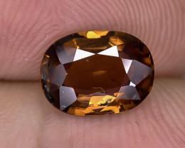 2.87 Crt Zircon Faceted Gemstone (R19)