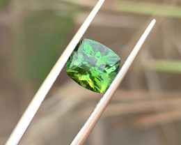 1.95 Ct Natural Greenish Blue Transparent Tourmaline Gemstones