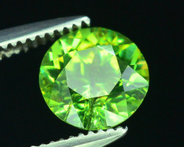 Top Grade 1.0 ct Demantoid Garnet