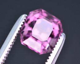 Amazing Color 1.45 Ct Natural Mogok Pink Spinel