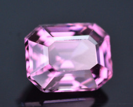 Ravishing  Color 1.25 Ct Natural Mogok Pink Spinel