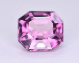 1.25 Ct Natural Marvelous Color Mogok Pink Spinel