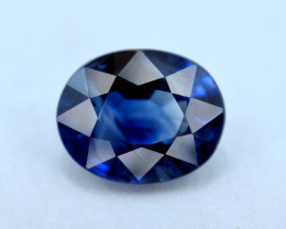 1.65 Carats Royal Sapphire Gemstone