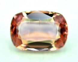 3.15 Carats Pink Color Tourmaline Gemstone