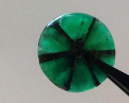 Emerald Trapiche 13.85cts.