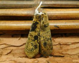 Chouhua jasper earring pairs (G0811)