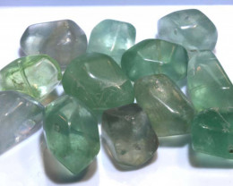393 CTS-CHINESE JADE STONE DRILLED PARCEL NP-2562
