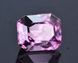 Amazing Color 1.10 Ct Natural Mogoc Pink Spinel