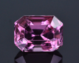 Amazing Color 1.55 Ct Natural Mogoc Pink spinel