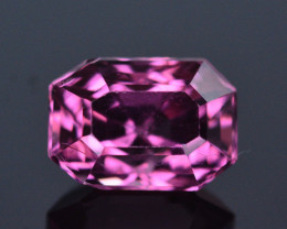 Amazing Color 1.45 Ct Natural Mogoc Pink spinel