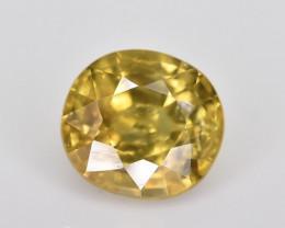 4.72 Crt Zircon Faceted Gemstone (R20)