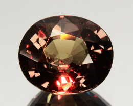 ~UNTREATED~ 2.07 Cts Natural Color Change Garnet Oval Tanzania