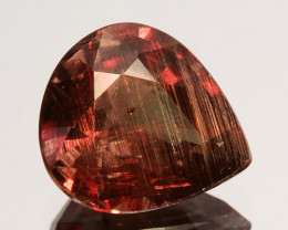 ~UNTREATED~ 1.94 Cts Natural Color Change Garnet Pear Tanzania