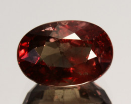 ~UNTREATED~ 2.45 Cts Natural Color Change Garnet Oval Tanzania