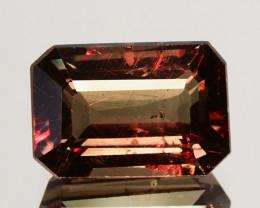 ~UNTREATED~ 2.76 Cts Natural Color Change Garnet Octagon Tanzania