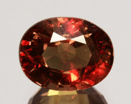 ~UNTREATED~ 2.47 Cts Natural Color Change Garnet Oval Tanzania
